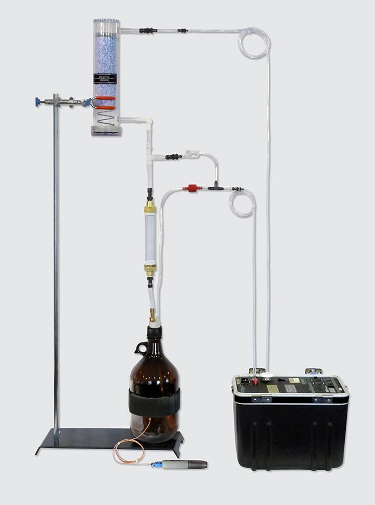 Big Bottle System Configuration Photo